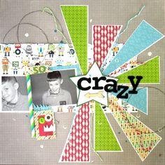 So+Crazy - Scrapbook.com