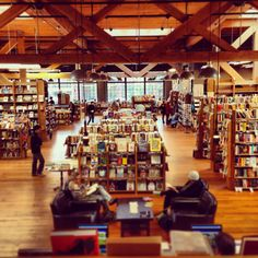 Seattle bookstores