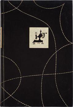 Elizabeth Hawes, Fashion is Spinach - Cover design by Ersnt Reichl
