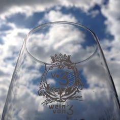 Wein von 3 Weinglas #glass #wine #weinvon3 http://weinvon3.de