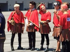Big Bang spotted filming for upcoming episode of 'Running Man' | http://www.allkpop.com/article/2015/05/big-bang-spotted-filming-for-upcoming-episode-of-running-man