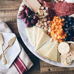 A few weeks ago, @hernamewasmagill & I had the most epic cheese plate (pictured), many bottles of wine (@elouanwines pinot, not pictured), and discussed every last detail of Luann de Lesseps impending marriage. (😂) Can't wait to celebrate her (Erin not Luann) birthday tonight and wish I could bring the cheese plate but it's long gone. Demolished. Ancient history. I miss it dearly.