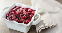 Learn how to make cranberry sauce with this slow cooker cranberry sauce recipe. With orange, cinnamon & more, this easy slow cooker sauce is a time saver. Thanksgiving Side Dishes, Thanksgiving Recipes, Holiday Recipes, Thanksgiving Holiday, Christmas Recipes, Slow Cooker Recipes, Crockpot Recipes, Cooking Recipes, Slow Cooking