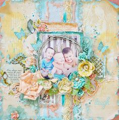 Laugh *Cest Magnifique May Kit* - Scrapbook.com