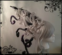 Popular items for steampunk wig on Etsy