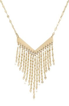 Lana Jewelry Petite Fringe Pendant Necklace available at #Nordstrom