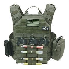 Banshee Rifle Plate Carrier