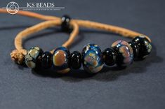 Glass beads By Kram Stjepana Glass Beads, Bracelets, Jewelry, Fashion, Moda, Jewlery, Jewerly, Fashion Styles, Schmuck