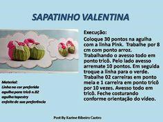 Sapatinhos da Jaqueline Santos