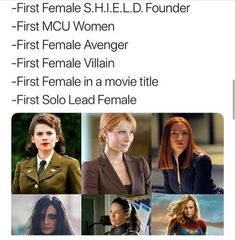 """Some special Women of MCU Which one is your favorite? Comments below Part of th… Some special Women of MCU Which one is your favorite? Comments below Part of the journey is the end."""" Marvel Studios' is… Wanda Marvel, Marvel Women, Disney Marvel, Marvel Dc Comics, Marvel Heroes, Marvel Girls, Captain Marvel, Marvel Quotes, Funny Marvel Memes"""