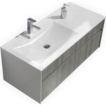 """Kube Bath 48"""" Single Sink Wall Mount Bathroom Vanity"""