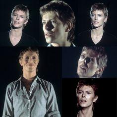 David Bowie, 1977. Bing Crosby show.