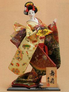 38f7b5549 71 Best Geisha Dolls images in 2013 | Japanese geisha, Asian doll ...
