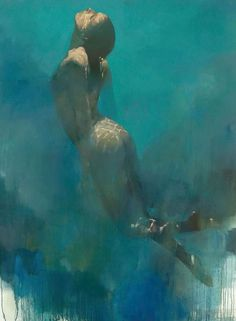 Towards the light By Bill Bate