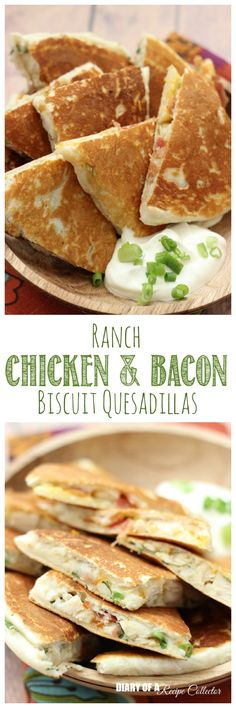 Try using canned biscuits for a fun twist on quesadillas! So if you are one of my email subscribers, you might have caught a glimpse of this little recipe right here the other day. Whoops! In all...