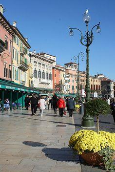 Verona Main Square, Italy