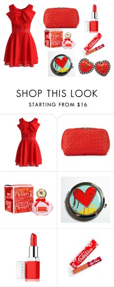 """""""Descendats style"""" by arinadizaine on Polyvore featuring мода, Chicwish, Bottega Veneta, Juicy Couture, Clinique, Lime Crime, Chanel и SofiaCarson"""