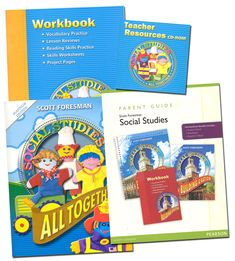 12 best grade 2 curriculum images on pinterest grade 2 homeschool scott foresman social studies homeschool bundle grade 1 fandeluxe Images