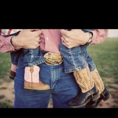Things I love???... That's an easy question! A man that will love his Lil cowgirl & cowboy and his wife.