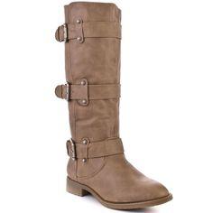 Baby Phat   Walvia Boot - Natural