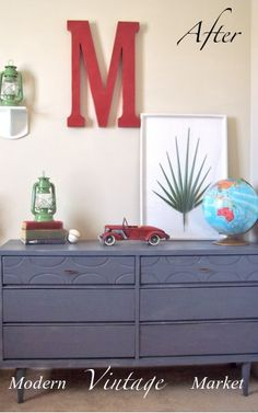 #diy- Furniture Makeover Tutorial