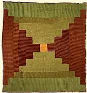 Mary Lee Bendolph  and Ruth P. Mosely  Bricklayer  Gee's Bend Quilters Collective