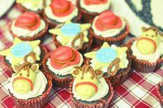 Wild West Cupcakes