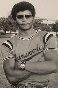 This is a picture of him in college, but Neil DeGrasse Tyson has been giving lectures about astronomy since he was 15 years old. Keep spreading the knowledge, friend.