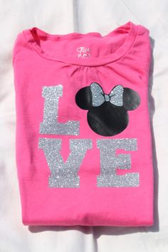 Cute DIY for Disney