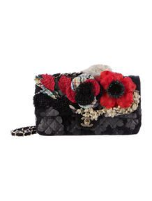 Chanel Limited Edition Floral 2.55 Flap Bag w/ Tags