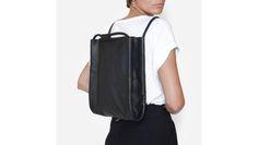 Dodato #Leather design. #Handmade in Italy. #backpack