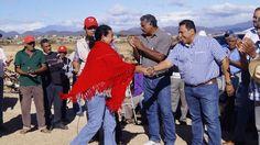 Cumple Félix Serrano en atención a las colonias de Ixtepec