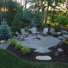 8 Eye-Opening Cool Ideas: Fire Pit Furniture Backyards fire pit backyard built in.Fire Pit Backyard Built In fire pit gazebo gardens.Fire Pit Bowl How To Make. Fire Pit Seating, Fire Pit Area, Backyard Seating, Seating Areas, Outdoor Seating, Outdoor Spaces, Garden Seating, Fire Pit Gravel Area, Backyard Layout