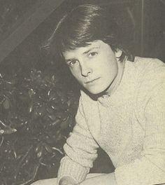 Michael J. Fox. Cutie.