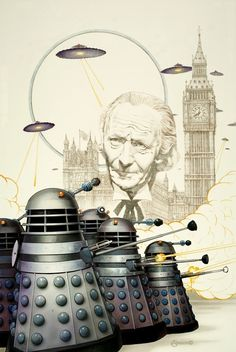 The First Doctor, Dalek Invasion of Earth.