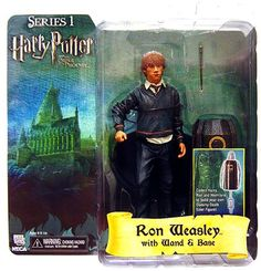 """NECA """"Ron Weasley"""" Harry Potter And The Order Of The Phoenix Action Figure Harry Potter http://www.amazon.com/dp/B000RC0NU8/ref=cm_sw_r_pi_dp_J4Squb1REKVXQ"""