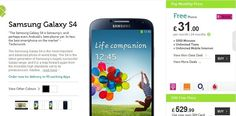 Samsung Galaxy S4 UK price unveiled, will cost you £529 SIM-free