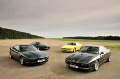 BMW 8-series, my dream classic car collection!