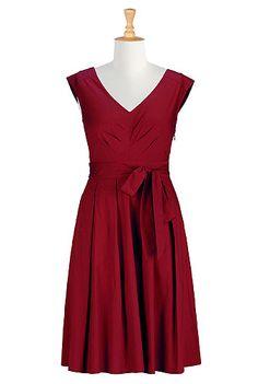 I <3 this Allison dress from eShakti