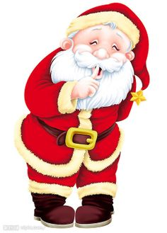 Santa #clipart
