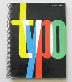 Rare Vintage Design Books on http://blog.howdesign.com