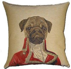 Absolutely love these U.K. pillows - Mr. Montague