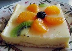 Beste Rezeptesammlung: Quarkkuchen vom Blech mit Früchten