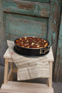 Russischer Zupfkuchen Rezept von Oma Anke. Leckeres und einfaches Rezept für jedermann zum nach backen. Jetzt original Rezept von Oma Anke ausprobieren.
