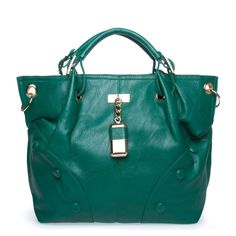 Awesome nice style fashion green hand bag $39.95  http://www.shoedazzle.com/stylist_surveys/registrations#412