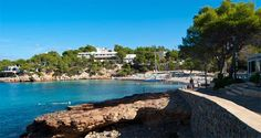 Cala Portinatx. Ibiza