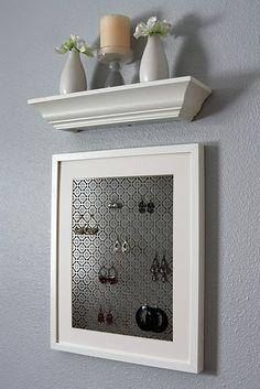 9 Easy To Make DIY Home Decor Display | Like It Short. Radiator sheet cover