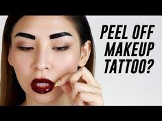 7efba7f369f44 Peel Off Lip   Eyebrow Tattoo Review