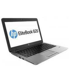 """HP EliteBook 820 G1 Notebook PC(H5G14EA): Intel Core i7-4600U with Intel HD Graphics 4400 (2.1 GHz, 4 MB cache, 2 cores), Chipset integrated, 8 GB 1600 MHz DDR3L SDRAM, 180 GB SATA SSD, 2 SODIMM, 31,75 cm (12.5"""") diagonal LED-backlit HD SVA anti-glare (1366 x 768), Integrated Intel HD Graphics 4400, HD Audio, Wireless-N 7260AN 802.11a/b/g/n (2x2) WiFi and Bluetooth 4.0 Combo, 720p HD webcam, Windows 7 Professional 64."""