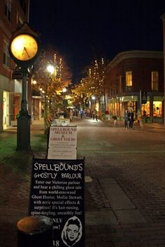 Salem, MA, the best place to visit around Halloween